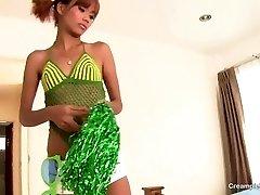 suh tajski dekle pride banged in creampied