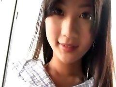 cute asian woman ...