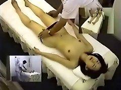 Rejtett Kamera-Ázsiai Masszázs Maszturbálni lány Japán Tini Beteg