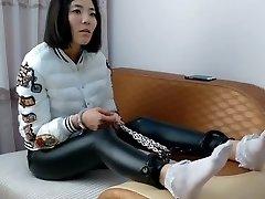 NorthEase Kínai Modell Bondage 02 buja bejárónő
