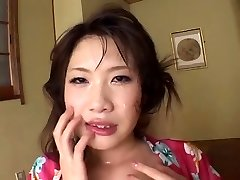 FH-16 Gasping Jizz Cleaners - Asian Deepthroat