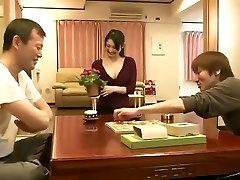 Sumptuous Japanese model Azumi Mizushima in Crazy Pussy Eating, Compilation JAV movie