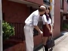 Schoolgirl pulverized hot 2