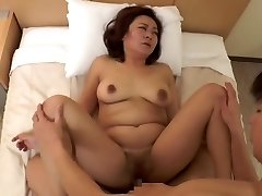 super-sexy Japanese mature (censored)