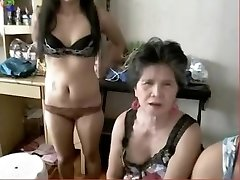Crazy Homemade pinch with Webcam, Chinese scenes