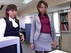 CFNM - Domina - Megalázás - Japán Lányok Iroda
