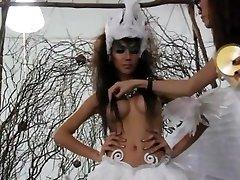 Erotic Woman Photoshoot