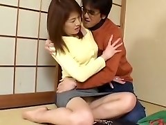 Horny Japanese whore in Glorious Uncensored, Sixty-nine JAV movie