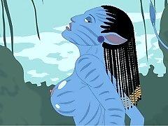 Karikatūra Avatar