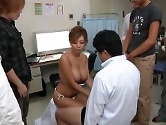 Exotic Japanese chick Kairi Uehara in Extraordinaire Big Tits, Cumshots JAV vid