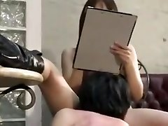 Japanese mistress smack