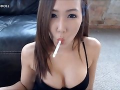 azjatycki palenie seks