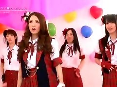 Japonski Gola Dekleta Band