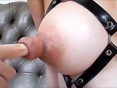 Asian -  Yam-sized Boobs Huge Nipples