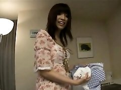 Awesome pregnant asian pulverized doggystyle