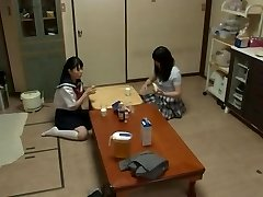 Incredible Japanese whore in Best JAV movie