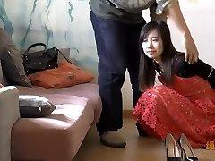 Azjatycki Bondage