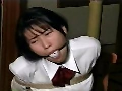 szkoły dziewczyna Д51 bondage
