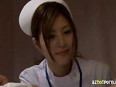 Magnificent Nurses Made Me Jism Every Night