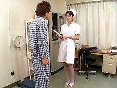 Perfect Chinese Nurse ORAL JOB CIM