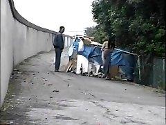 Japonski video Prostem 013