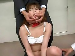 Exotic Asian model Miyu Sugiura in Best Gangbang, Smallish Tits JAV scene