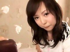 Cute Asian Babe Bang