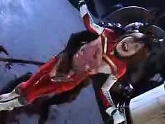 Jarek Japonski supergirl z nebeško rit dobi uporablja
