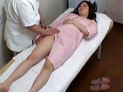 Gruby Japoński nastolatek cieszy się podglądaczem Erotyczny, masaż przyjemność