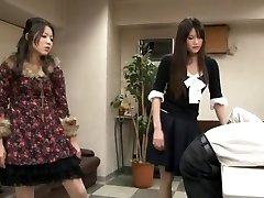 Kozue Maki, Suzukicha Shoku in Stud M 3 Secretary Sadist Ic Torment Absolute Obedience