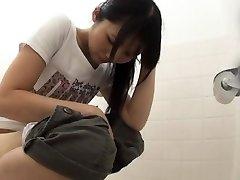 asiatice hos urină și ștergeți