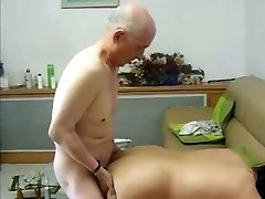 Fucking Friend 's Chinese Grandmother