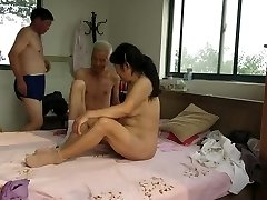 Japanese Grandpas in Action