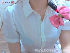 WinkTV koreansk BJ Pinkyulyi 2