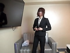 Engaged female doctor sex training.2