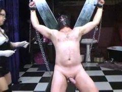 mimosa1 asain Dominatrix faps her slave