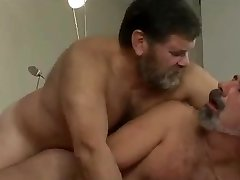 Two spanish daddys fucking
