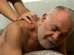 youngster fucking old daddy