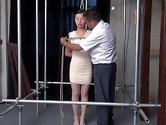 China bondage 28 - tiedherup.com