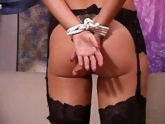 Secretary Restrain Bondage 5 Liz.mp4