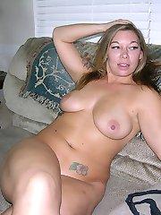 Brunette Amateur Models Nude And Spreads Apart Plump Ass - Valerie Model