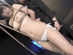 Incredible Japanese whore in Hottest Fetish, BDSM JAV clamp