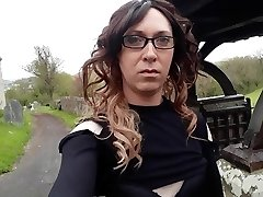Crossdresser themidnightminx church Two