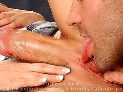 Shocking, real, hot pummeling futanari girls compilation by FutaCore