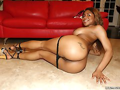 horny slut with huge butt