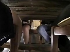 Classic porn clip featuring a lovemaking lovin' French family