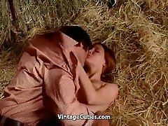 Erotic Sex Right in the Barn