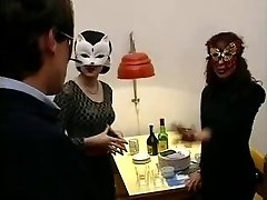 petrecere fierbinte (festa escaldante). film + face off