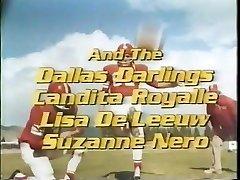 Classic vid - Professional-Ball Cheerleaders (part 1 of 2)