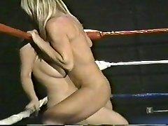 Bare Ring Wrestling